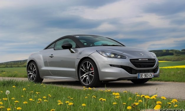 #PeugeotFanDays : RCZR Ultimate Test Drive