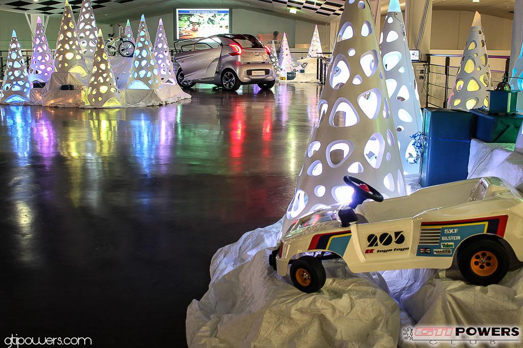 Nocturne au Musée de l'Aventure Peugeot : une balade originale dans le patrimoine !