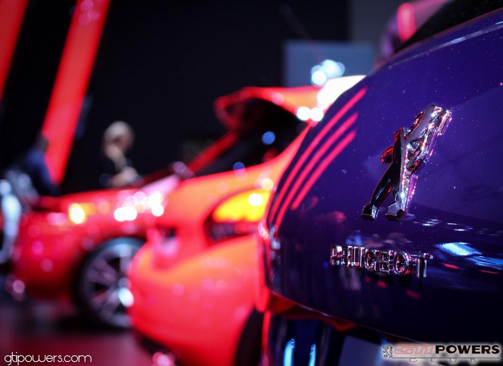 Genève 2015 : découvrez les modèles sportifs de Peugeot