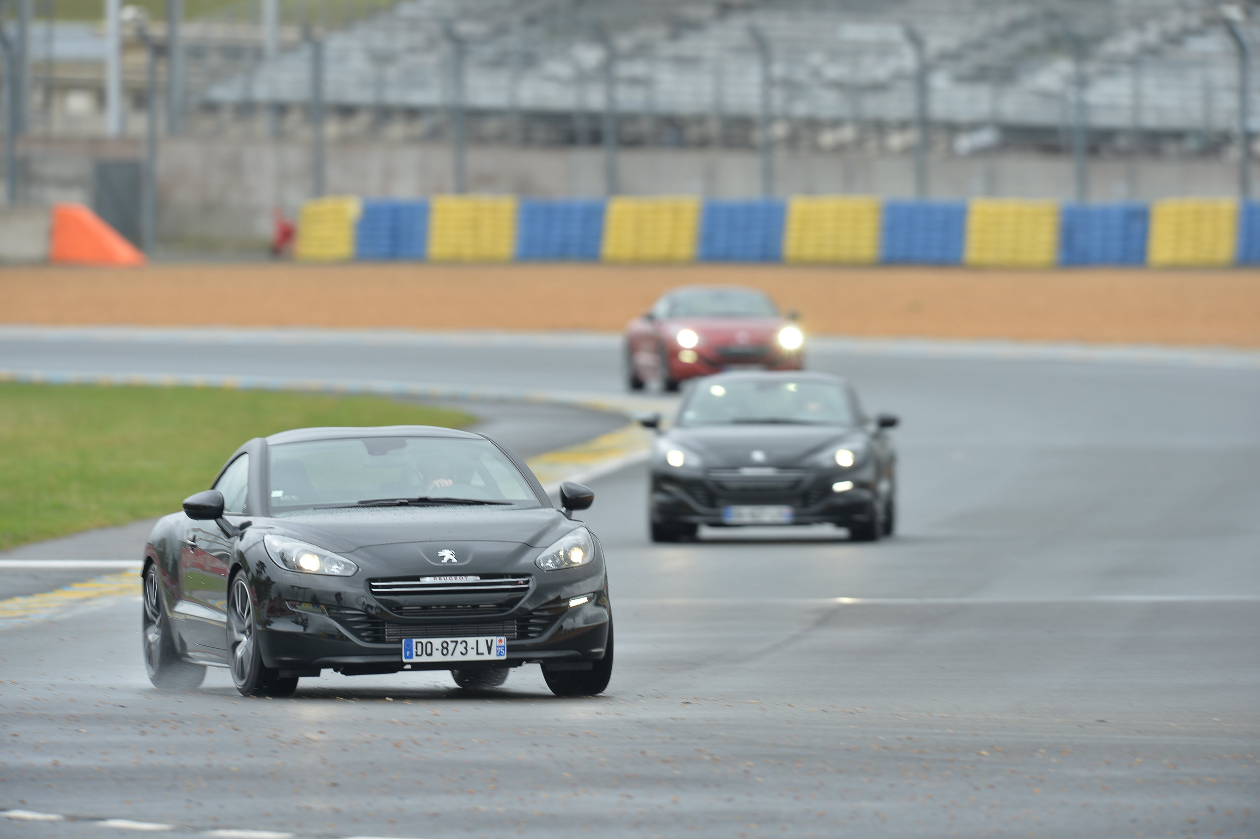 #PeugeotFanDays : à la découverte du Mans en RCZ R !