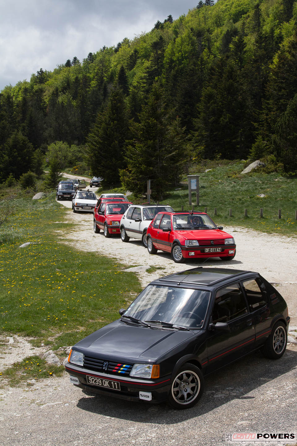 #GTIPowers Days 2015 : Sur les routes du Sud !