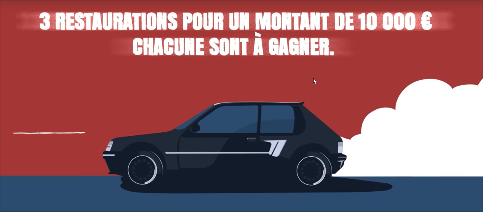 Concours Peugeot Mon Sacré Numéro : remise des clés